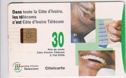 #13 - IVORY COAST-01 - Côte D'Ivoire