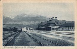 914/ Tauernbahn, Spittal Bahnhof, Trein - Spittal An Der Drau