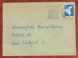 Brief, Schiffbau, MS Heilbronn, Nach Stuttgart 1979 (91024) - BRD