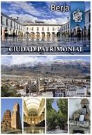 BERJA CIUDAD PATRIMONIAL. TARJETA PREFRANQUEADA ESPAÑA. TARIFA A. ENTERO POSTAL. Postcard Paid Postage. - Entiers Postaux