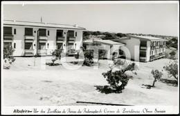 1968 REAL PHOTO FOTO POSTCARD OBRAS SOCIAIS ALBUFEIRA ALGARVE PORTUGAL POSTAL CARTE POSTALE - Leiria