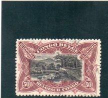 CONGO BELGE 1916 O - Congo Belge