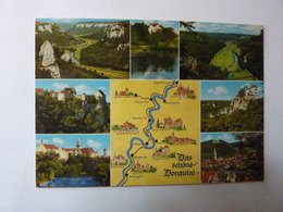 Das Schöne Donautal - Cartes Postales