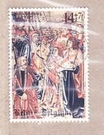 1979 Nr 1934 Gestempeld,zegel Uit Reeks :Millennium Van Brussel. - Belgique