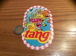 Autocollant, Sticker «tang» (boisson) Type 1 - Stickers