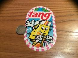 Autocollant, Sticker * «tang» (boisson) Type 2 (vélo) - Autocollants