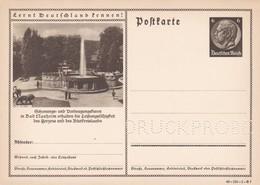 Carte Entier Postal Ganzsache Postkarte Druckprobe Hartenberg Im Riesengebirge - Enteros Postales