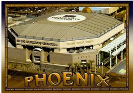 Postcard Stadium Glendale Phoenix Arizona USA Stadion Stadio - Estadio - Stade - Sports - Dome Basket Etc - Stadi