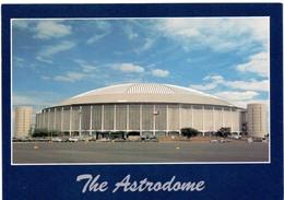 Postcard Stadium Houston Texas USA Stadion Stadio - Estadio - Stade - Sports - Football - Astrodome - Stadi