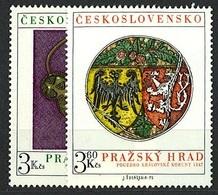 1975 Czechoslovakia MNH - Mi 2291-2292 ** MNH - Ungebraucht
