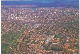 Postcard Stadium Noroeste Brazil Stadion Stadio - Estadio - Stade - Sports - Football  Soccer - Calcio