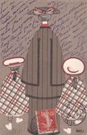 Liberty  ,  L'Istitutrice  -  Ill.  Maté  -  Edit.  C. T.  &  Cie A. G.  -  Serie  113 - Illustratori & Fotografie