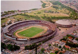 Postcard Stadium Porto Alegre International Brazil Stadion Stadio Estadio - Stade - Sports - Football  Soccer - Calcio