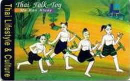 THAILENSO : 076 300 Ma Kan Kluay (Folk Joy) USED - Thaïlande