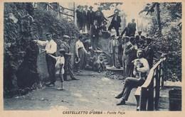 Piemonte - Alessandria - Castelletto D'Orba Fonte Peja - - Alessandria