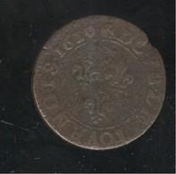 Double Tournoi 1610 A Henri IIII - 987-1789 Monnaies Royales