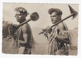 Armes Des Calédoniens  - Carte Des Missions Maristes - Nueva Caledonia