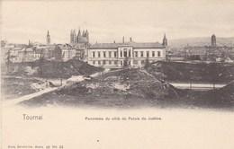 Tournai, Panorama Du Côté Du Palais De Justice (pk66871) - Tournai