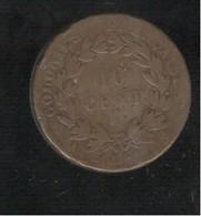 10 Centimes France Pour Les Colonies 1841 A - Louis Philippe 1er - TB+ - France