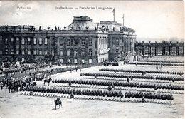 DE-BB: POTSDAM: Stadtschloss - Parade Im Lustgarten - Animation Forte - Potsdam