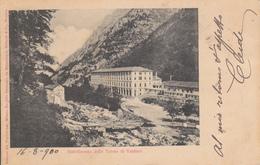 Cartolina - Cuneo Terme Valdieri, - Cuneo
