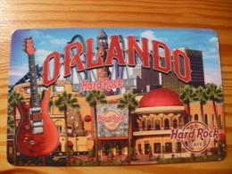 Hard Rock Café Gift Card USA - Orlando - Cartes Cadeaux