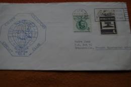 3-1435 USA To Congo AEF 1958 Liberté De La Presse Freedom Press - George Washington