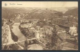 +++ CPA - BOUILLON - Panorama - Nels - Cachet Griffe PALISEUL   // - Bouillon