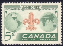 Canada Scouts MNH ** Neuf SC (C03-56b) - Zonder Classificatie