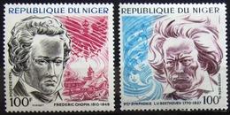 NIGER                       N° 310/311                        NEUF** - Niger (1960-...)