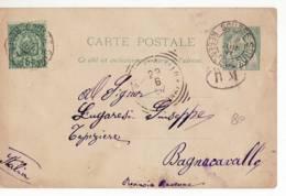 4681 TUNISIE SOUSSE REGENCE DE TUNIS TO BAGNACAVALLO - Lettres & Documents