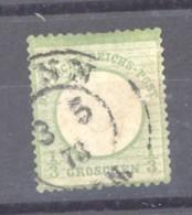 GRX 646  -  Allemagne  -  Reich  :  Mi  17  (o) - Gebruikt