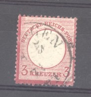 GRX 657  -  Allemagne  -  Reich  :  Mi  25  (o) - Gebruikt