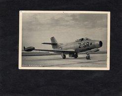"""AVION - M.D.450 """"OURAGAN"""" - Chasseur D'interception - Luchtvaart"""