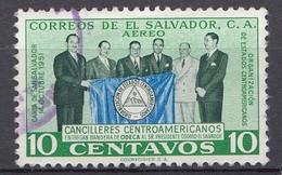 El Salvador 1954  Mi.nr: 751 Courvoisier... Oblitérés - Used - Gebruikt - El Salvador