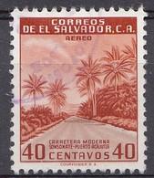 El Salvador 1954  Mi.nr: 757  Courvoisier... Oblitérés - Used - Gebruikt - El Salvador