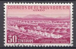 El Salvador 1954  Mi.nr: 756  Courvoisier... Oblitérés - Used - Gebruikt - El Salvador
