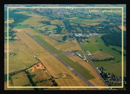 53  LAVAL    -    L'aérodrome - Laval