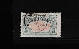 59  OBL  Sainte-Rose Et Le Volcan   *RÉUNION*    58/44 - Used Stamps