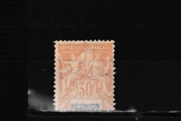 40  *  Type Groupe *REUNION*     58/44 - Unused Stamps