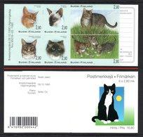 FINLAND 1995 Cats: Stamp Booklet UM/MNH - Carné