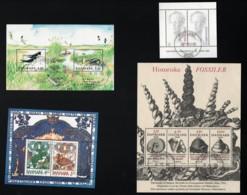 1998 - 2000  Lot Blöcke Sheed ZD`s Gestempelt O Used Siehe Scan - Blocks & Kleinbögen