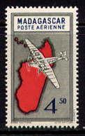 MDG - A32** - CARTE - Madagaskar (1889-1960)