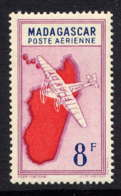 MDG - A34* - CARTE - Madagaskar (1889-1960)