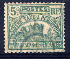 MDG - T10° - PALAIS ROYAL DE TANANARIVE - Madagascar (1889-1960)