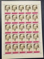 RUSSIA  1964 Mi.2903 II** Lenin   (5x5)  Full Sheet Bogen - Full Sheets