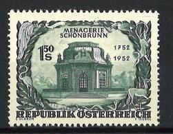 Österreich Mi 973 Postfrisch - 1945-60 Ungebraucht
