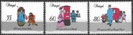 Portugal – 1991 Communications History MNH Set - 1910-... Republic