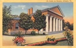 ARLINGTON - Custis Lee Mansion - Arlington