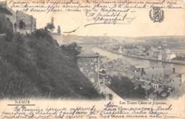 NAMUR - Les Tours César Et Joyeuse - Namen